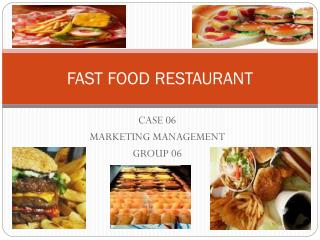 CASE 06MARKETING MANAGEMENTGROUP 06