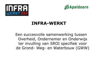 INFRA-WERKT