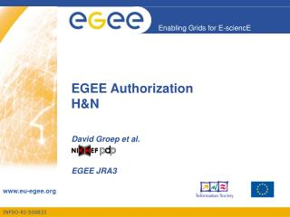 EGEE Authorization  H&N