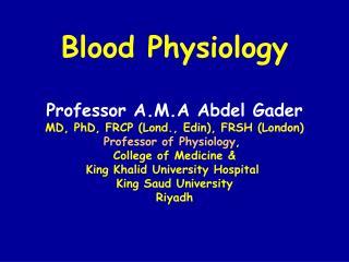 Hemostasis: the spontaneous arrest of bleeding from ruptured blood vessels Mechanisms: