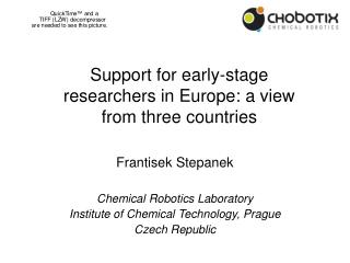 Support for early-stage researchers in Europe: a view from three countries