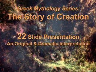 Greek Mythology Series: