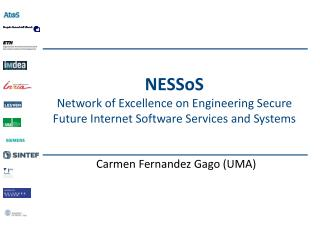 NESSoS Network of Excellence on Engineering Secure Future Internet Software Services and Systems