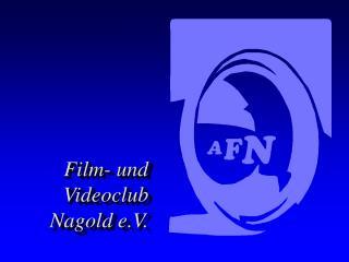 Film- und Videoclub Nagold e.V.