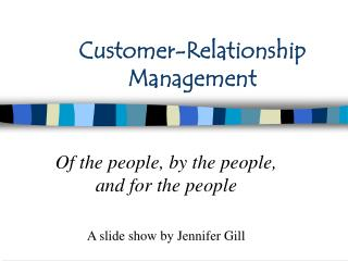 Customer-Relationship Management