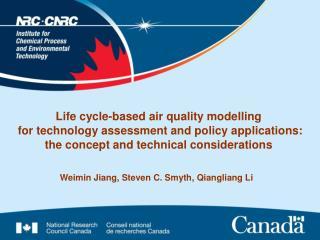 Weimin Jiang, Steven C. Smyth, Qiangliang Li