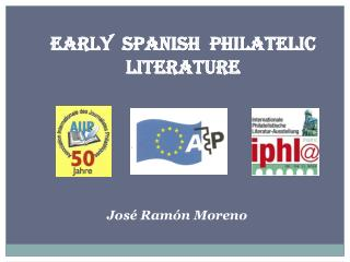 EARLY  SPANISH  PHILATELIC LITERATURE