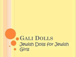 Gali  Dolls