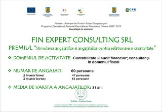 FIN EXPERT CONSULTING SRL