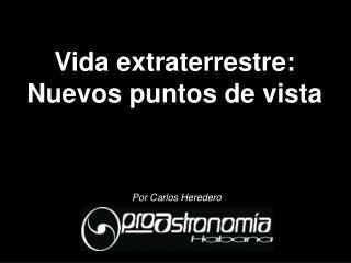 Por Carlos Heredero