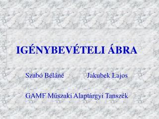 IGÉNYBEVÉTELI ÁBRA