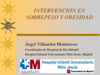 INTERVENCI N EN SOBREPESO Y OBESIDAD