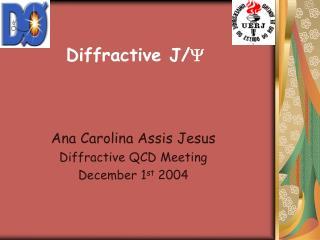 Diffractive J/ Y