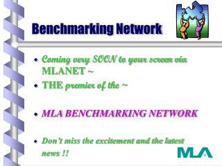 Benchmarking Network