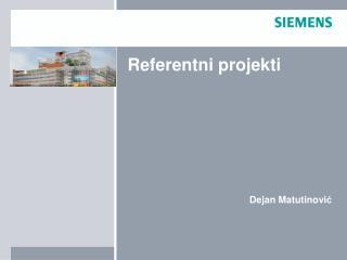 Referentni projekti