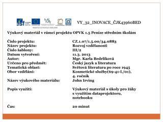 V Y_32_INOVACE_ ČJK43960BED
