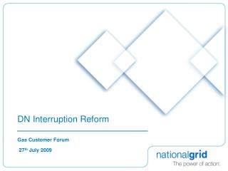 DN Interruption Reform