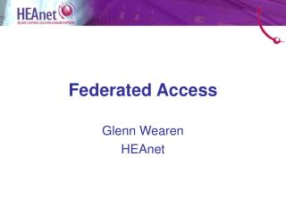 Federated Access