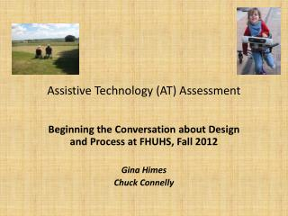 Assistive Technology (AT) Assessment