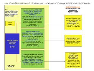 PLANTA PILOTO  de aprovechamiento energético de la biomasa.  (DEIMOS/VAERSA)