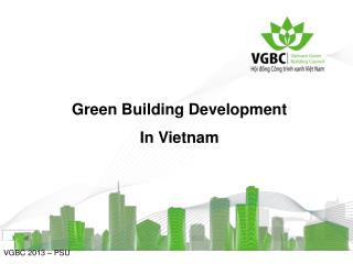 Green Building Development In Vietnam