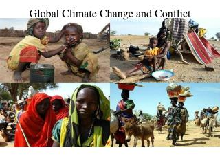 Global Climate Change and Conflict