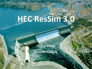 HEC ResSim 3.0
