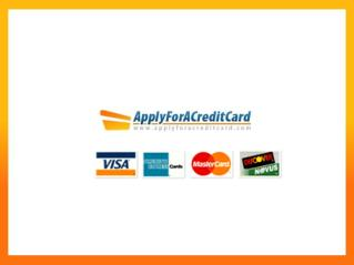 Apply For Credit Card Today