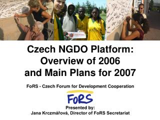 Context of the Czech Republic in 2006