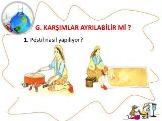 G. KARSIMLAR AYRILABILIR MI