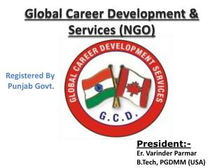 Global Career Development & Services (NGO)