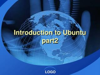 Introduction to Ubuntu part2