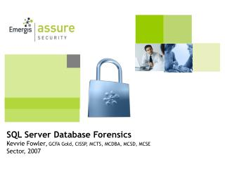 SQL Server Forensics | Why are Databases Critical Assets?