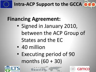 Intra-ACP Support to the GCCA