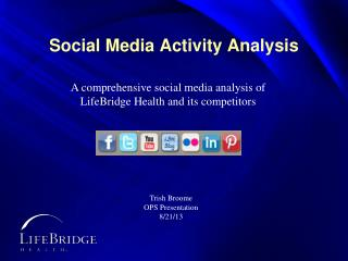 Social Media Activity Analysis
