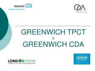 GREENWICH TPCT  &  GREENWICH CDA