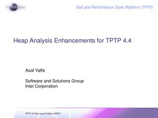 Heap Analysis Enhancements for TPTP 4.4