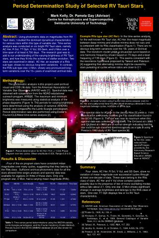 Period Determination Study of Selected RV Tauri Stars