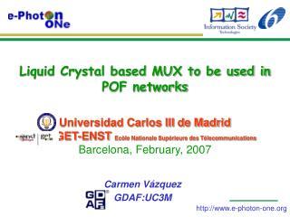 Carmen Vázquez GDAF:UC3M