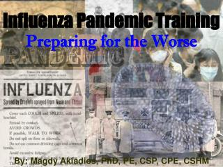 Influenza Pandemic Training