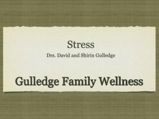 Gulledge Family Wellness