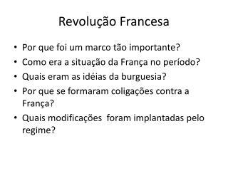 Revolu��o Francesa