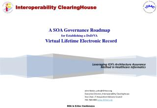 Interoperability ClearingHouse