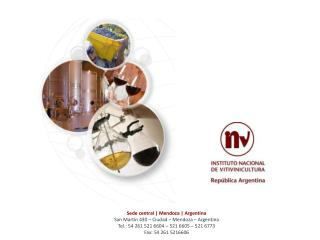 Sede central  | Mendoza | Argentina San Martín 430 – Ciudad – Mendoza – Argentina