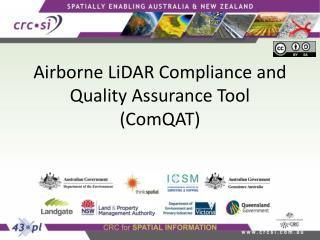 Airborne LiDAR Compliance and Quality Assurance Tool (ComQAT)