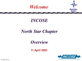 INCOSE North Star Chapter Overview