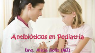 Antibi�ticos en Pediatr�a