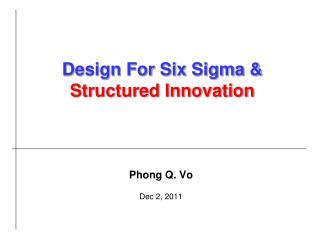 Phong Q. Vo Dec 2, 2011