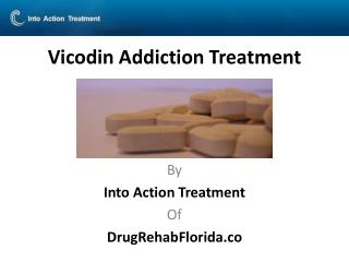 Vicodin Addiction Treatment