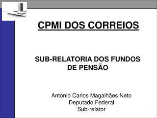 CPMI DOS CORREIOS
